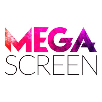 Logo des Franchise System Mega Screen